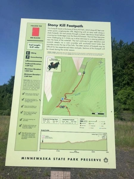 State Park Map.