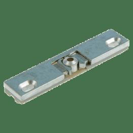 Балконная защелка 9 мм с роликом(профиль 60)