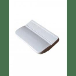 Ручка балконная  пласт.(фальш-ручка) белая