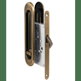 Защелка с ручками для раздвижных дверей PUNTO  Soft LINE SL-011