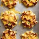 waffle mashed potatoes