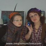kimmy and kami prank call-poster