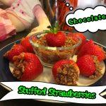 Stuffed Strawberry 2