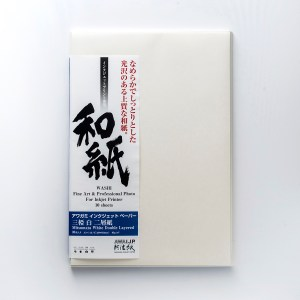Mitsumata White Double Layered 95 gr./m²