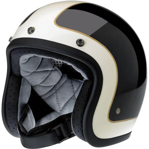 biltwell-bonanza-helmet-ivespa-Best open face helmets balance style with protection