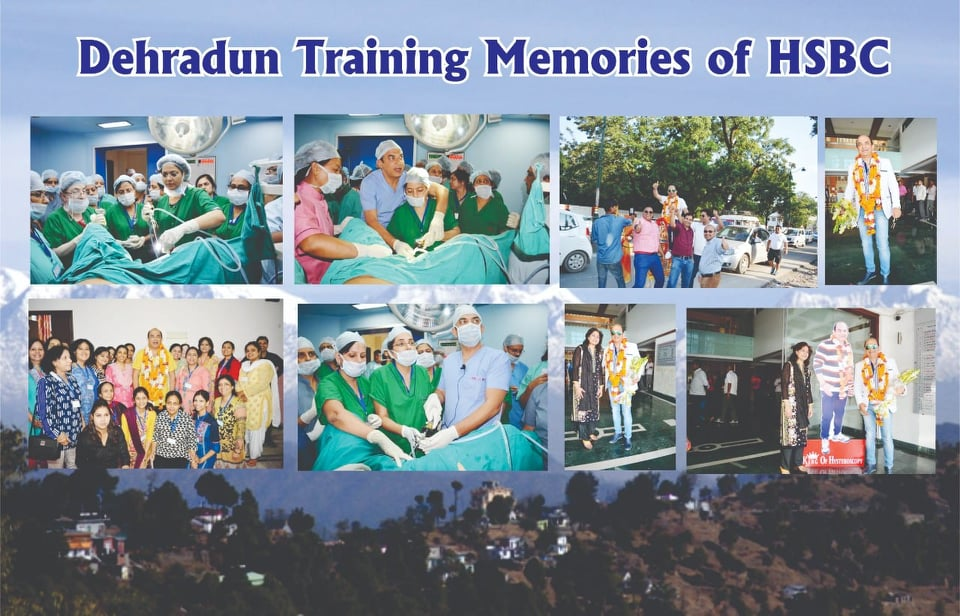 Hysteroscopy Skill Building Course Dehradun
