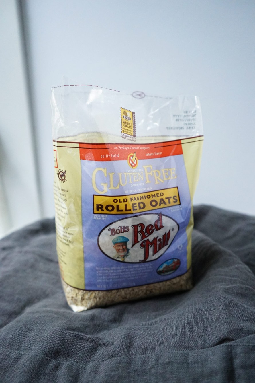 Bob's Red Mill Gluten Free Old Fashioned Oats