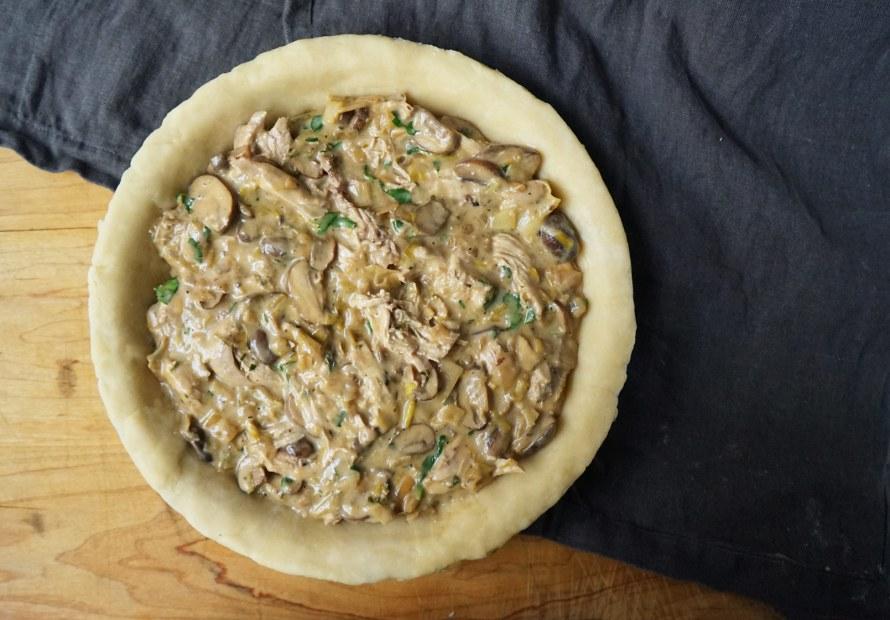 Pheasant Pie