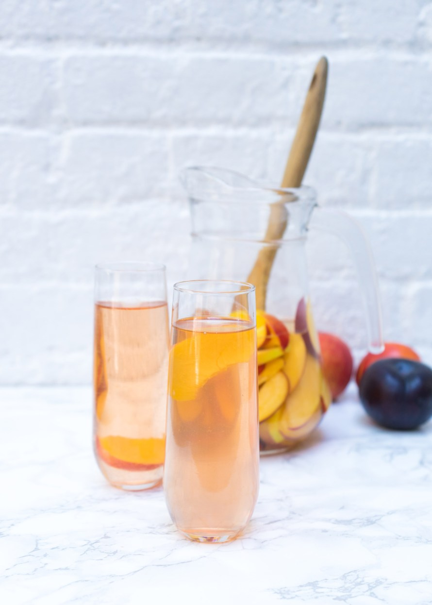 Stone Fruit Sangria