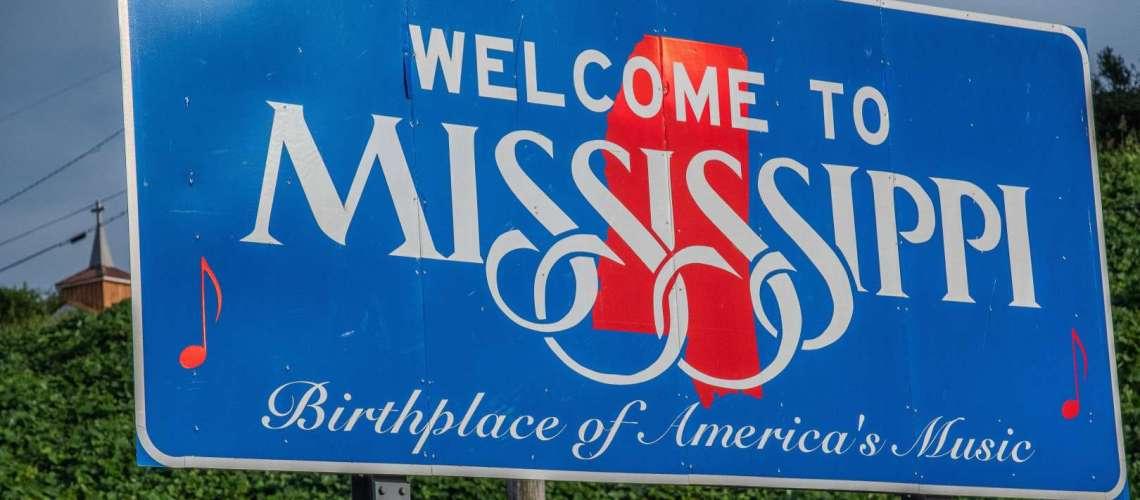 Il Mississippi: Natchez , Viksburg, Jackson