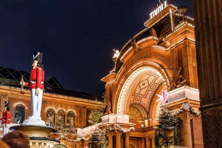 Tivoli Garden a Natale
