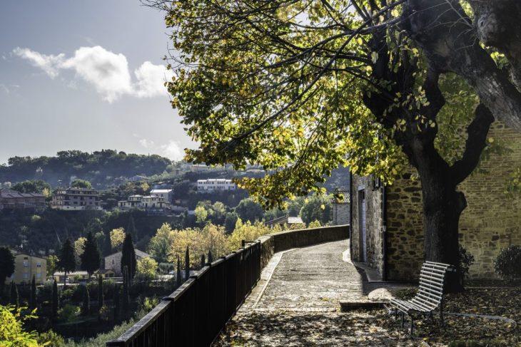 Alla scoperta di Bettona, il  borgo con vista