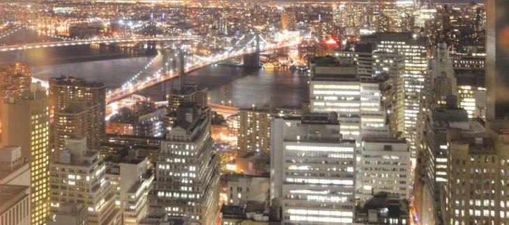 A piedi sul ponte di Brooklyn, quando New York mi emoziona