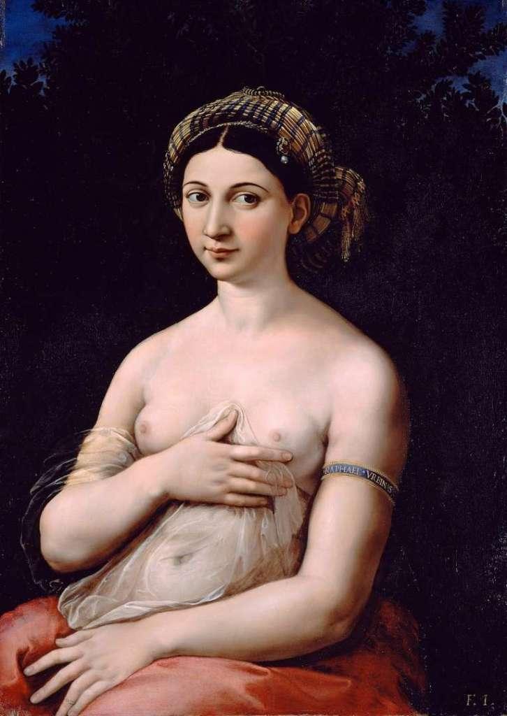 La mostra virtuale  di Raffaello: il mio focus sulle sue donne