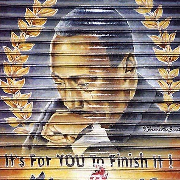 I murales e la rinascita di Harlem, uno dei quartieri simbolo di New York