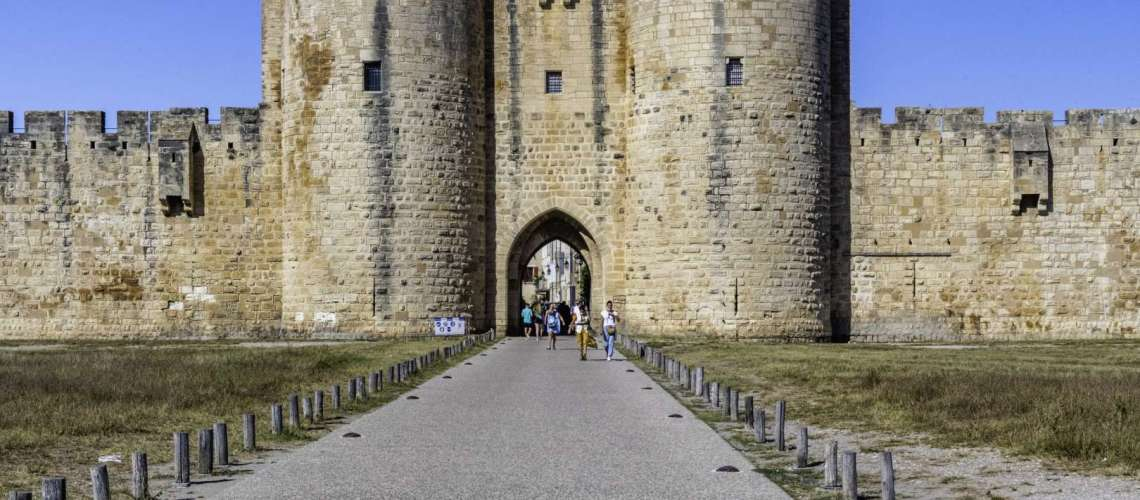 Aigues-Mortes, i remparts