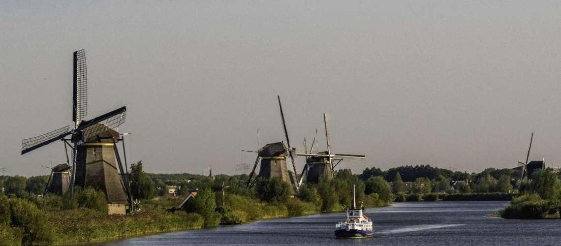 i 19 mulini di Kinderdijk