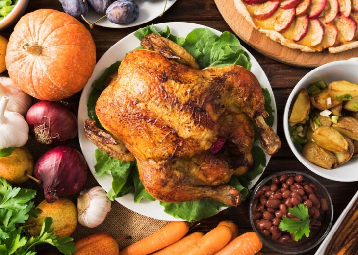 Il tacchino del Ringraziamento: perché si mangia e cosa si festeggia