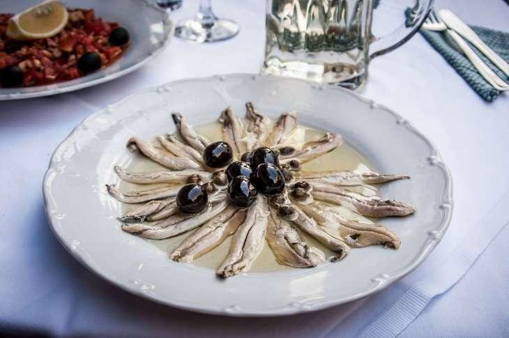 Le acciughe di Monterosso, un'eccellenza italiana