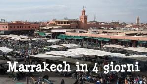Marrakech - Slide Articolo