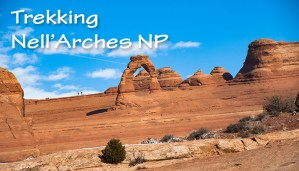 trekking arches national park