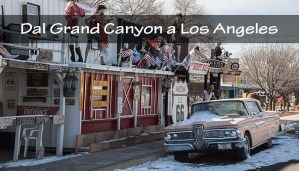 Dal Grand Canyon a Los Angeles - Route 66 - articolo
