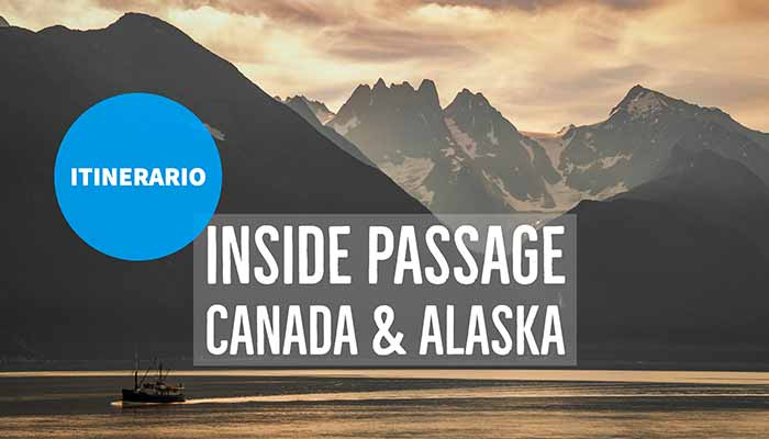 Inside Passage - Canada e Alaska - img