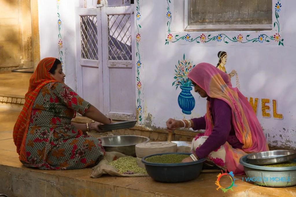 Jaisalmer, scene di vita quotidiana