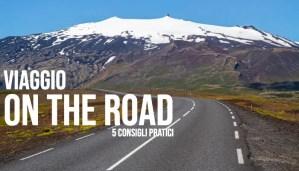 viaggio on the road immagine articolo