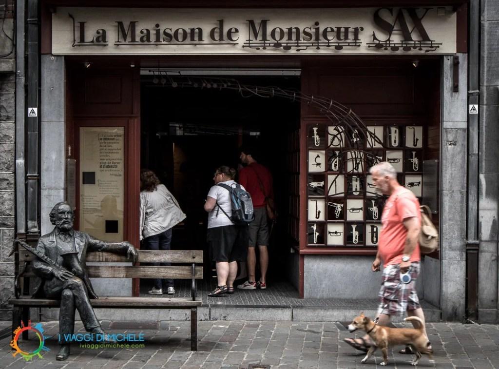 Maison de Monsieur Sax