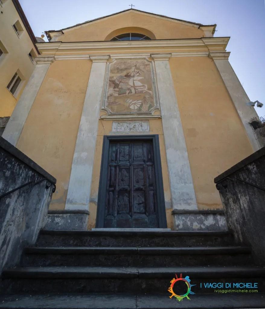 Oratorio di San Giacomo - Levanto