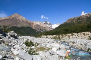 Rio Blanco - Trekking a El Chaltén