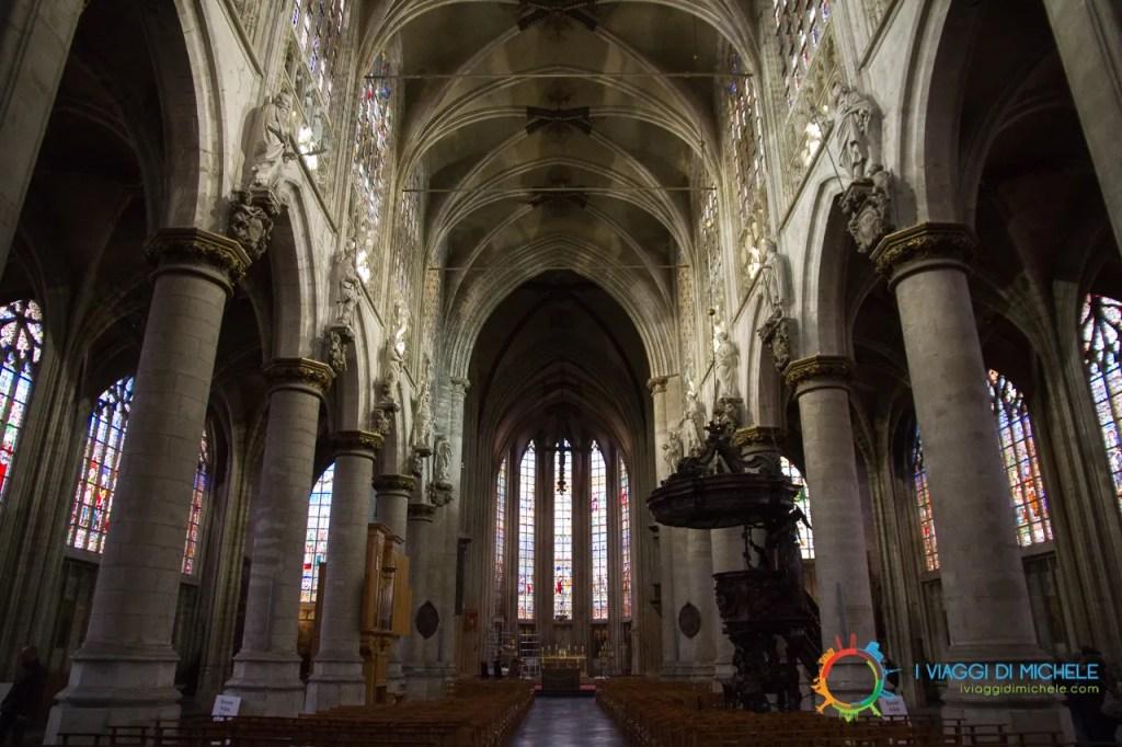 Saint Michel e Sainte Gudule