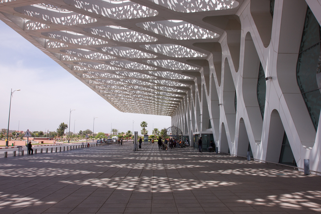 Menara International Airport Marrakech fai da te