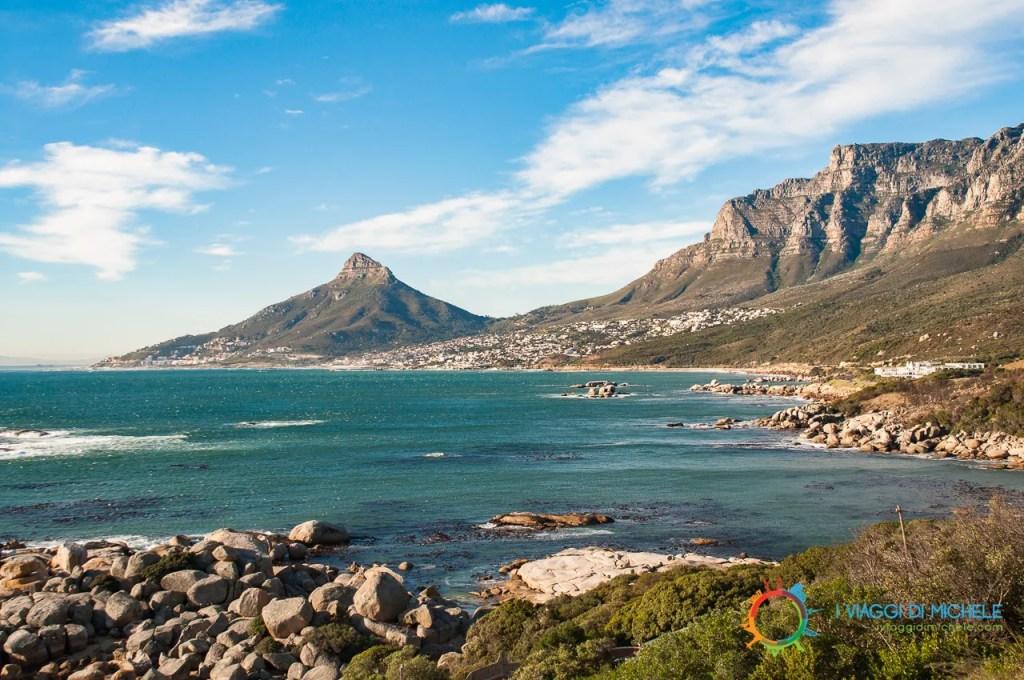 Rientro a Cape Town dalla M6