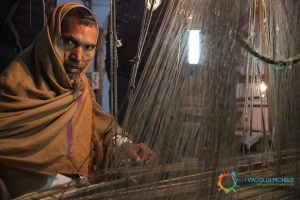 Esempio di ritratto ambientato e ravvicinato - Varanasi - India