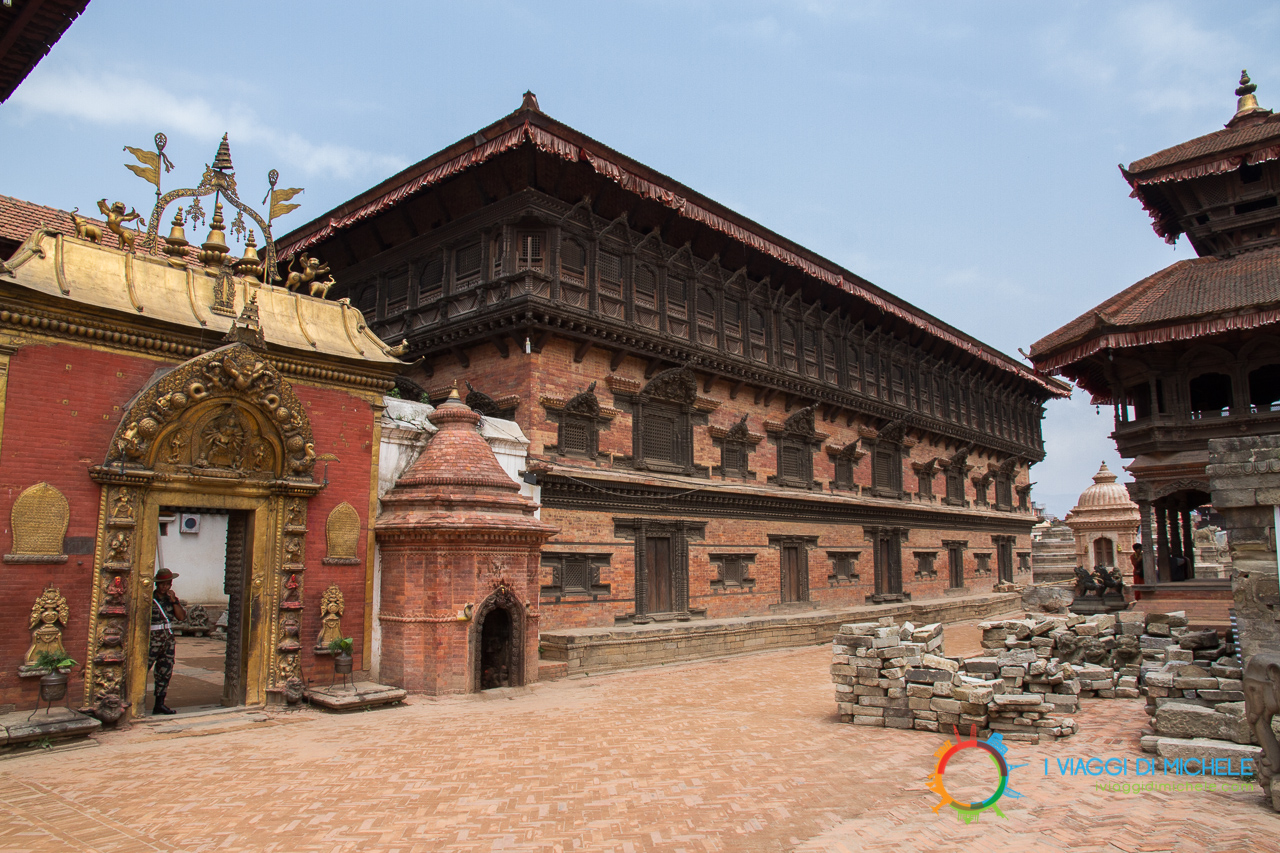 Cosa vedere a Bhaktapur - Durbar Square