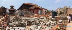Bhaktapur - Lavori in corso