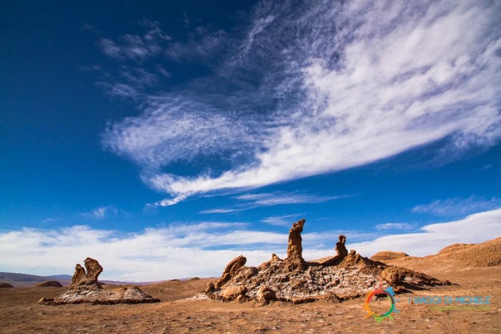 Le tre Marie - San Pedro de Atacama