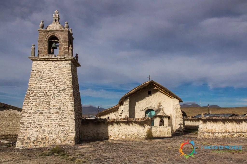 Chiesa del Villaggio di Guallatire