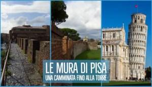 Le Mura di Pisa immagine artricolo
