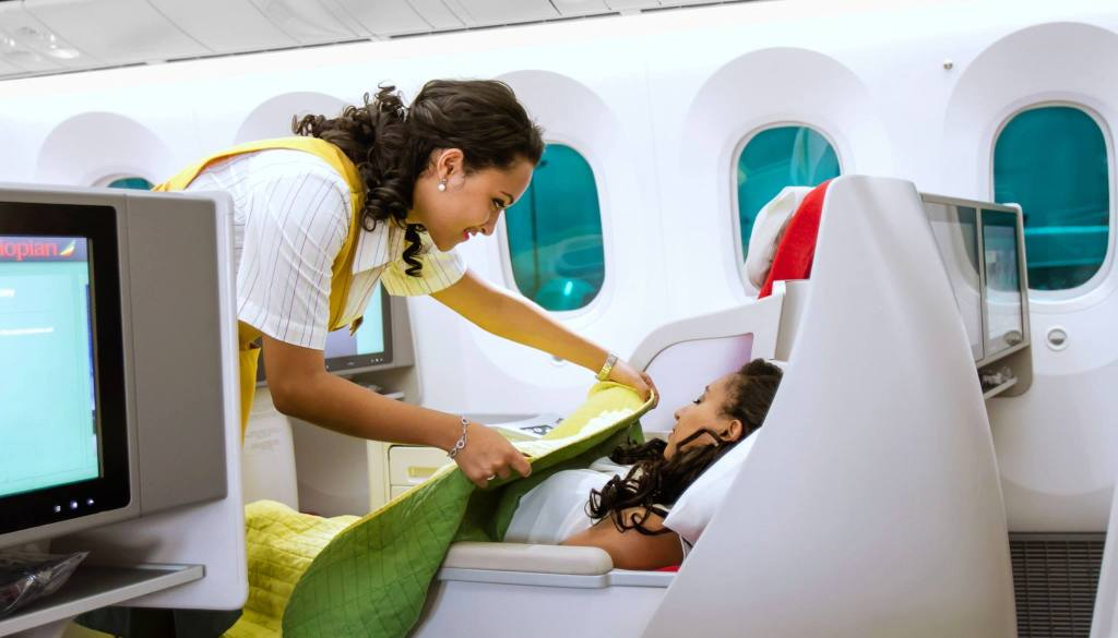 Cloud Nine - Ethiopian Airlines