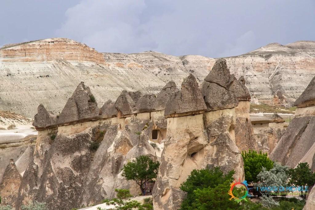 I Camini delle Fate - La Cappadocia