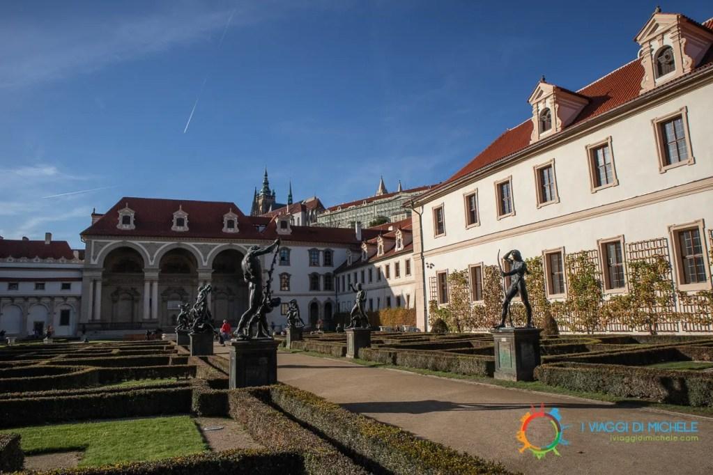 Giardini di Wallenstein