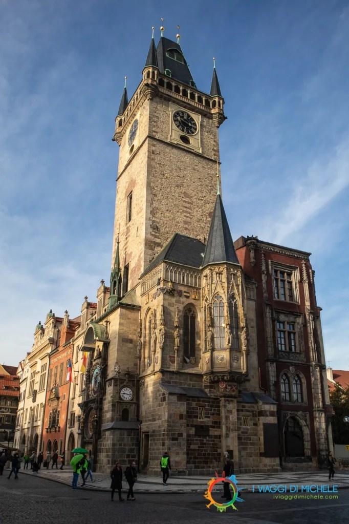 Municipio della città vecchia - Cosa vedere a Praga