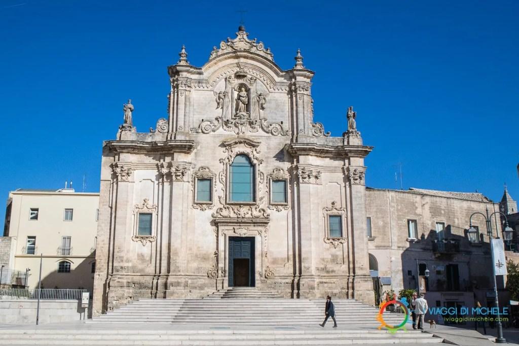 Chiesa San Francesco d'Assisi - Matera