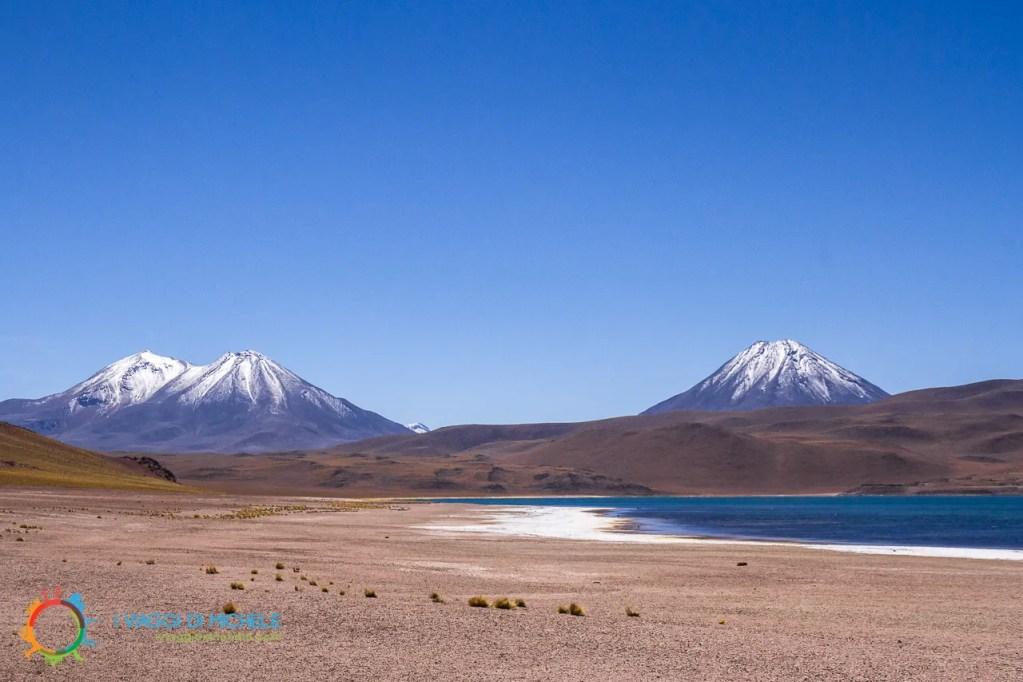Laguna Miscanti - Tour in Cile