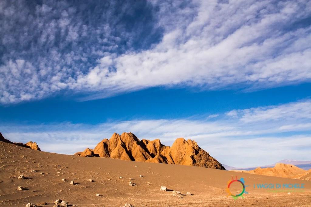 Valle della Luna - Tour Cile