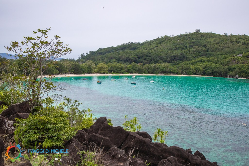 Port Launay Marine National Park - Mahé - Seychelles
