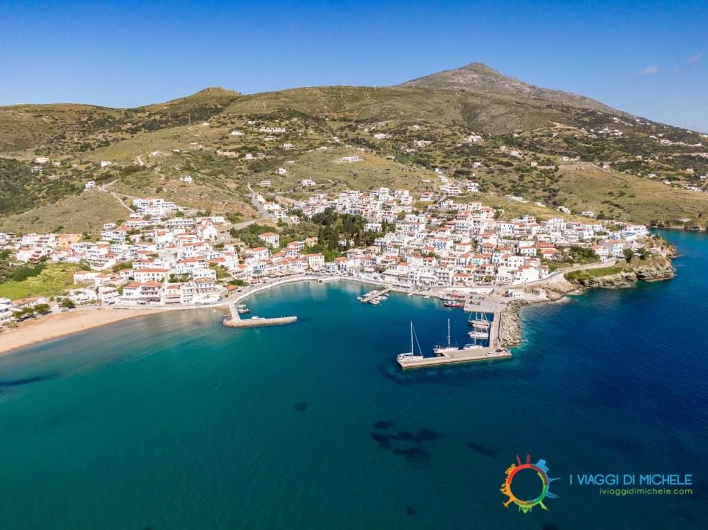 Batsi - Isola di Andros